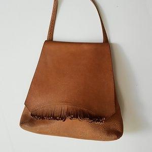 Cole Hahn leather vintage purse